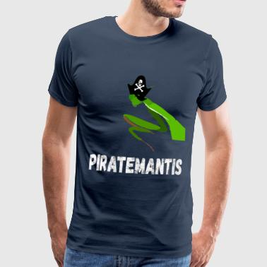 Godmother Pirate Captains Insect Gifts - Men's Premium T-Shirt