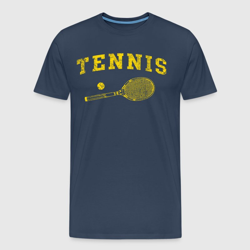 Vintage Tennis - Men's Premium T-Shirt