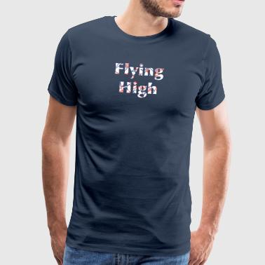 Times Flying High - Men's Premium T-Shirt