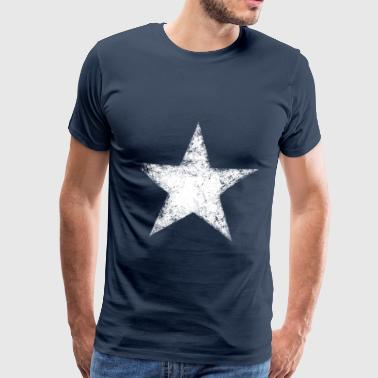 old us star vintage - Männer Premium T-Shirt
