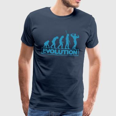 masterfitness_evolution - Männer Premium T-Shirt