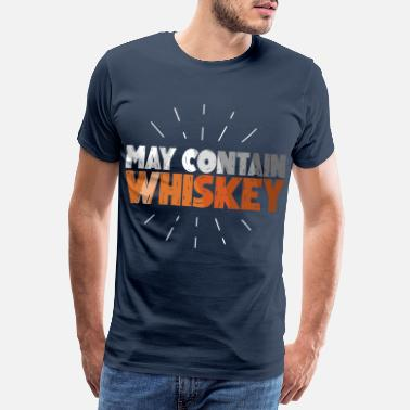 Ecosse Whiskey Whiskey buveur de whisky - T-shirt premium Homme