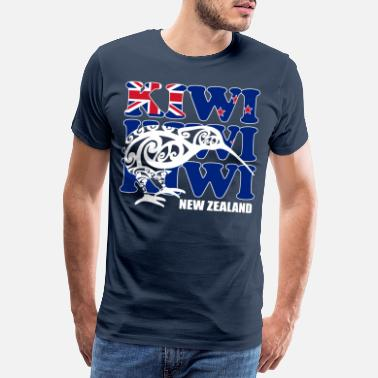 Eve Kiwi 09 New Zealand New Zealand - Gift - Men's Premium T-Shirt