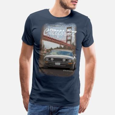 Golden Gate FoMu 2019 Shirt 140 without brand and logo - Men's Premium T-Shirt