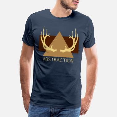 Abstraction Abstraction - T-shirt premium Homme