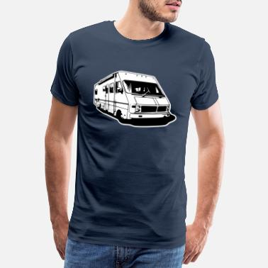 Jesse Fleetwood - mobile home - Männer Premium T-Shirt