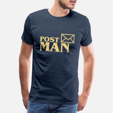 Poste On post - T-shirt premium Homme