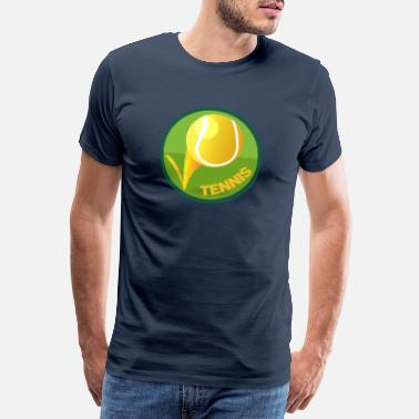 Jester tennis - Men's Premium T-Shirt