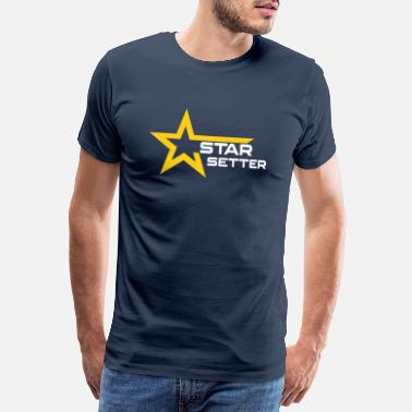 Steelers Star Steller, volley-ball, sports, idée cadeau - T-shirt premium Homme
