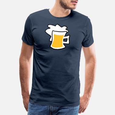 Pint Beer - Men's Premium T-Shirt