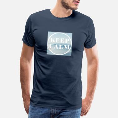 Mao keep Calm - Men's Premium T-Shirt