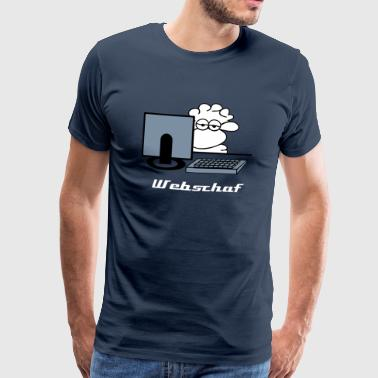 Informatique moutons informatique - T-shirt Premium Homme
