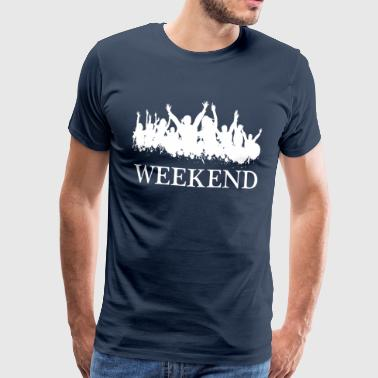Weekend - Herre premium T-shirt