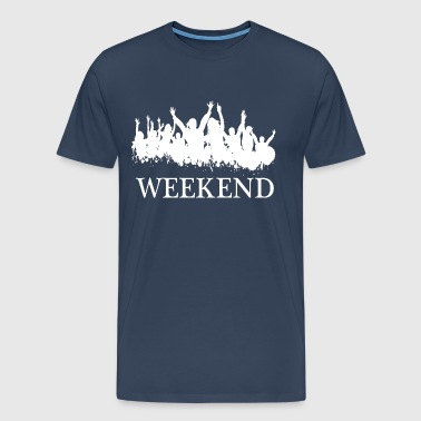 Weekend - Premium-T-shirt herr