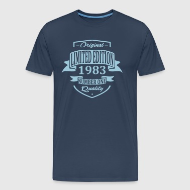 Limited Edition 1983 - T-shirt Premium Homme
