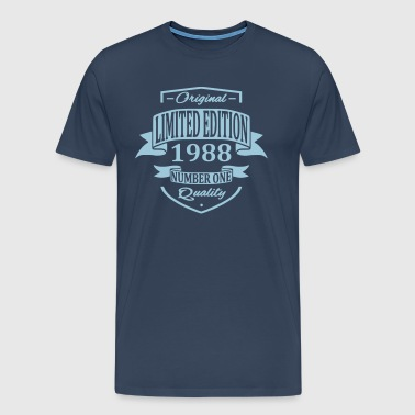 Limited Edition 1988 - T-shirt Premium Homme