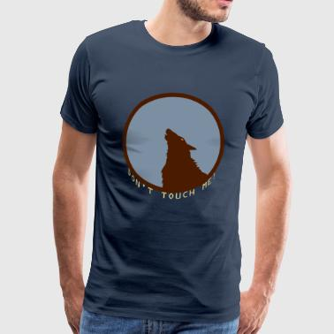 loup wolf - T-shirt Premium Homme