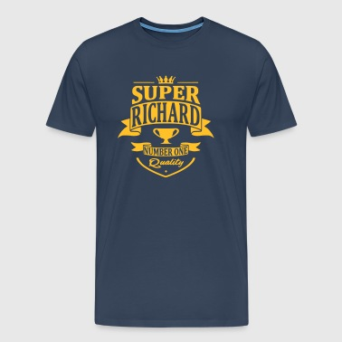 Super Richard - T-shirt Premium Homme