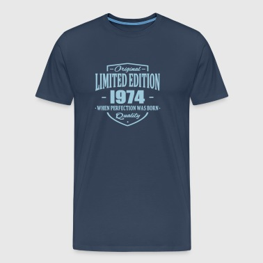Limited Edition 1974 - T-shirt Premium Homme