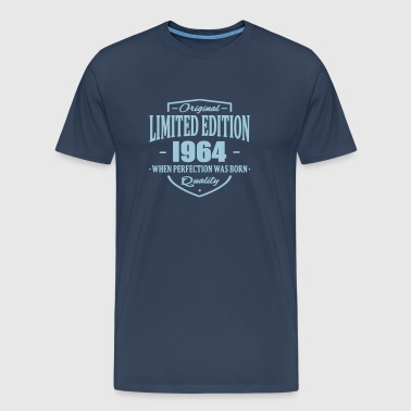 Limited Edition 1964 - Männer Premium T-Shirt