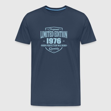 Limited Edition 1976 - Premium-T-shirt herr