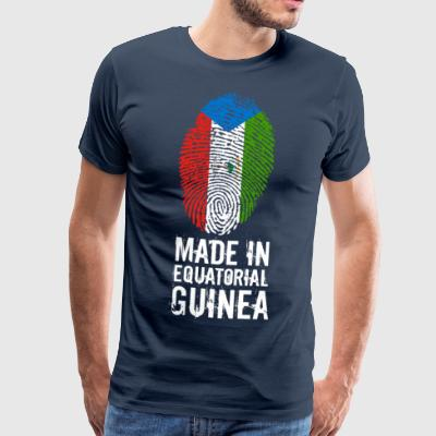 Made In Ekvatorialguinea / Ekvatorialguinea - Premium-T-shirt herr
