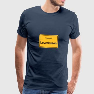 capital Leverkusen - Men's Premium T-Shirt