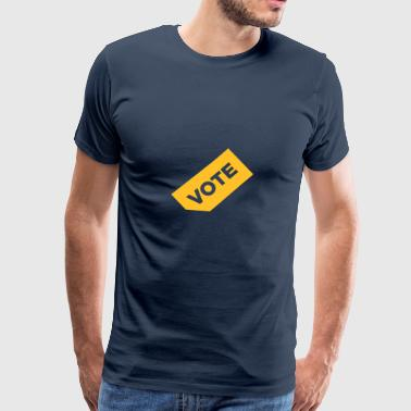 Go Vote! - Men's Premium T-Shirt