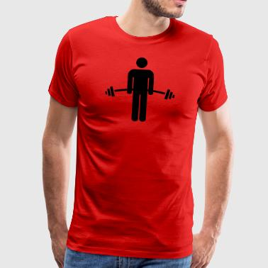 Lift  - Men's Premium T-Shirt