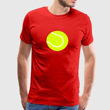tennisball - Men's Premium T-Shirt