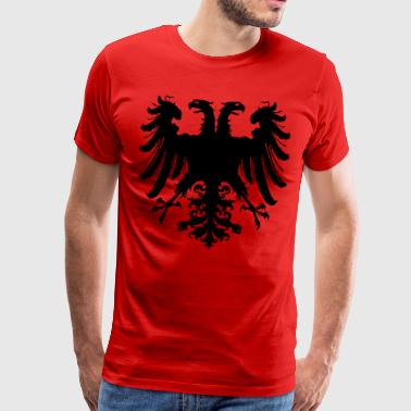 Holy Roman Empire Eagle - Men's Premium T-Shirt