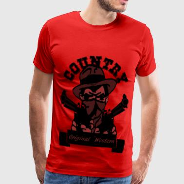 country original western - Männer Premium T-Shirt