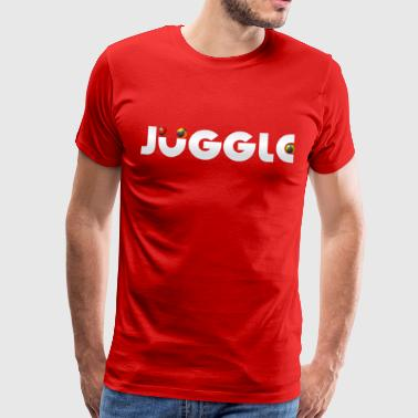 juggle - Men's Premium T-Shirt