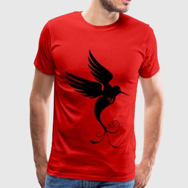 Bird of Paradise - Men's Premium T-Shirt