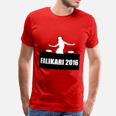 Faliraki Rhodes Faliraki Greece Holiday 2016 - Men's Premium T-Shirt