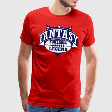 Fantasy Football Legend - Männer Premium T-Shirt