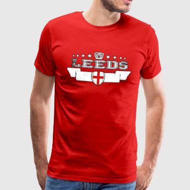 Leeds United leeds - Men's Premium T-Shirt