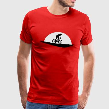 Downhill Bike Mountain Bike Gift Bike MTB - Men's Premium T-Shirt
