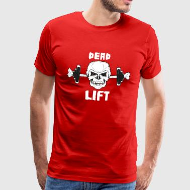 Deadpool DEADLIFT - Men's Premium T-Shirt