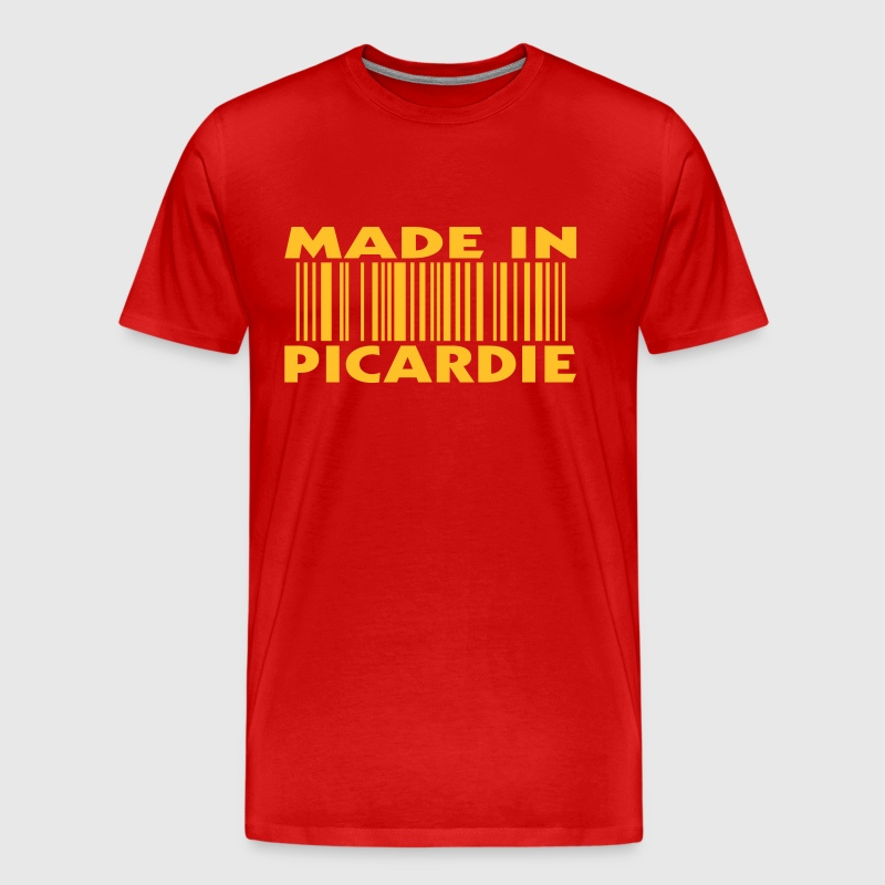 made in PICARDIE (1c) - T-shirt Premium Homme