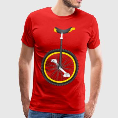 Unicycle - Men's Premium T-Shirt