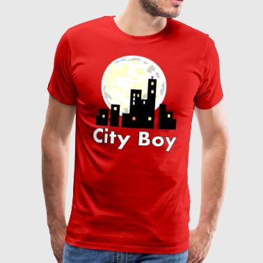 By Boy - Herre premium T-shirt