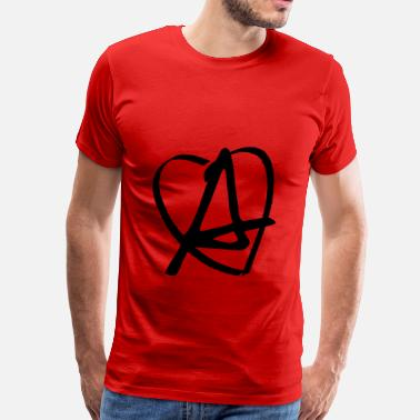 Anarkia Love Anarchy - Camiseta premium hombre