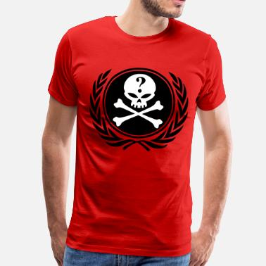 Anonymous Skull anonymous skull - Men's Premium T-Shirt