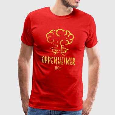 Julius Oppenheimer | Famous people - Men's Premium T-Shirt