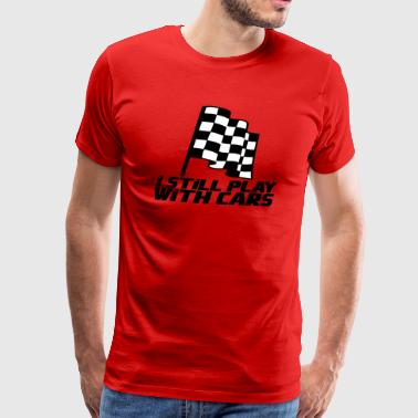 automobile - T-shirt Premium Homme