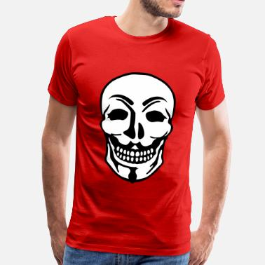 Anonymous Skull Anonymous - Men's Premium T-Shirt