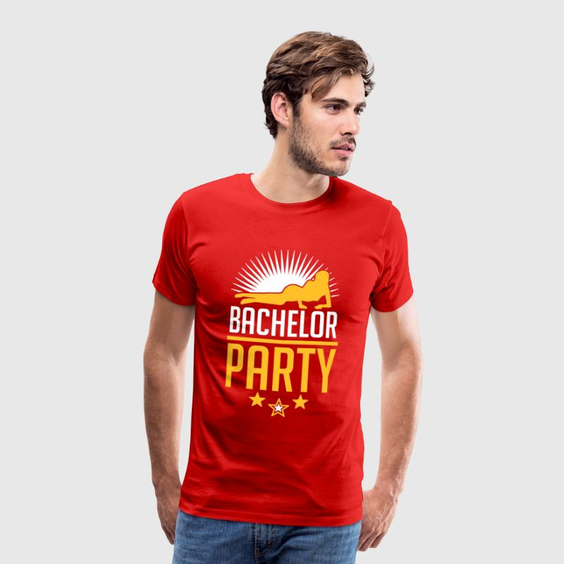 Bachelor Party - Männer Premium T-Shirt