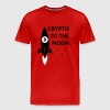 crypto - Men's Premium T-Shirt