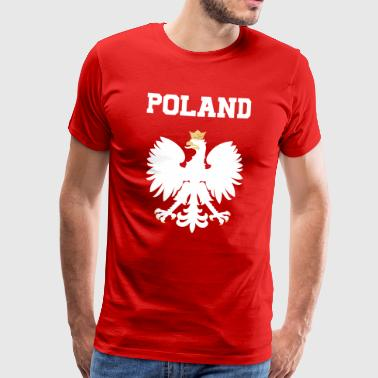 Hungary Poland - Men's Premium T-Shirt